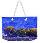 Owens Valley Fall Colors  Weekender Tote Bag
