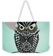 Owl 5 Weekender Tote Bag