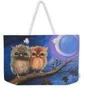 Owl Be There For You Weekender Tote Bag