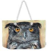 Owl Series - Owl 1 Weekender Tote Bag