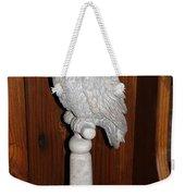 Owl Statue Weekender Tote Bag