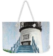 Owls Head Up To The Light Weekender Tote Bag