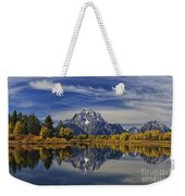 Oxbow Reflections Weekender Tote Bag