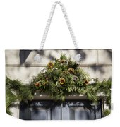 Oyster And Sunflower Swag Weekender Tote Bag
