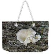 Oyster Mushroom Weekender Tote Bag