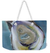 Oyster On The Half Shell Weekender Tote Bag