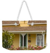 Oysterville Home 8 Weekender Tote Bag