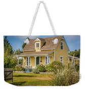 Oysterville Home 9 Weekender Tote Bag