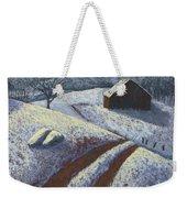 Ozark Winter Barn Weekender Tote Bag