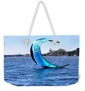 Ozone Landing 2 Weekender Tote Bag