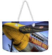P-51 Impatient Virgin Weekender Tote Bag