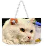 P C - Perfect Cat Weekender Tote Bag