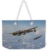 P38 Lightning - Pacific Patrol Weekender Tote Bag