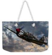 P40 Warhawk Tribute Weekender Tote Bag