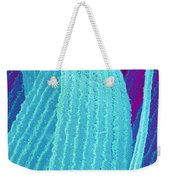 P4240195 - Eye Lens Fiber  Weekender Tote Bag by Spl