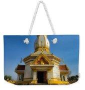 Pa Dong Wai Temple  Weekender Tote Bag by Adrian Evans