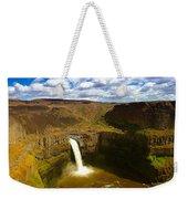 Pa Louse Falls Weekender Tote Bag