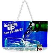 Pa-zazz Weekender Tote Bag