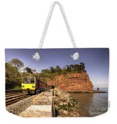 Pacer At Parson's Tunnel Weekender Tote Bag