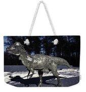 Pachycephalosaurus Weekender Tote Bag