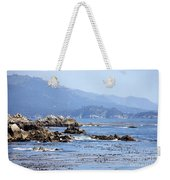 Pacific Blues Weekender Tote Bag