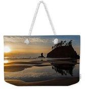 Pacific Coast Sunset Weekender Tote Bag