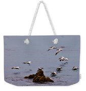 Pacific Landing Weekender Tote Bag