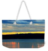 Pacific Northwest Morning Weekender Tote Bag