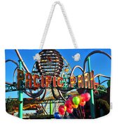 Pacific Park On The Pier Weekender Tote Bag