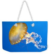 Pacific Sea Nettle Weekender Tote Bag