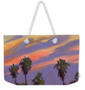 Pacific Sunset 1 Weekender Tote Bag