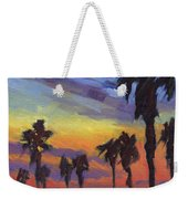 Pacific Sunset 2 Weekender Tote Bag