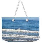 Pacific Surfer Weekender Tote Bag