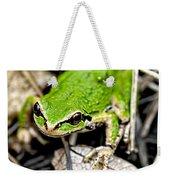 Pacific Tree Frog 2a Weekender Tote Bag
