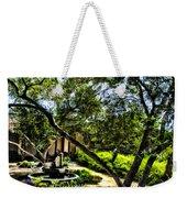 Pacifica Courtyard Weekender Tote Bag