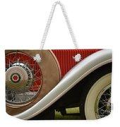 Pack Up Your Worries In A Packard Weekender Tote Bag