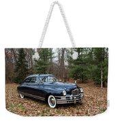 Packard 3 Weekender Tote Bag