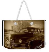 Packard Classic At Truckee River Weekender Tote Bag