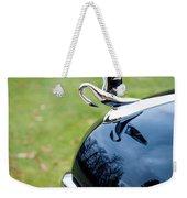 Packard Hood Ornament 1 Weekender Tote Bag