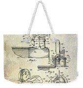 Packard Hood Ornament Weekender Tote Bag