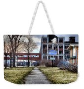 Packard Motel Weekender Tote Bag