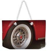 Packard Wheel Weekender Tote Bag