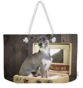 Packed And Ready To Go Weekender Tote Bag