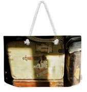 Packed Weekender Tote Bag