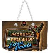 Packer Pro Shop Weekender Tote Bag