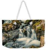 Packhorse Waterfall Weekender Tote Bag