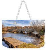 Padarn Bridge Weekender Tote Bag
