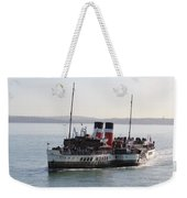 Paddle Steamer Weekender Tote Bag