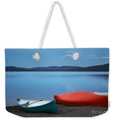 Paddle's End Weekender Tote Bag