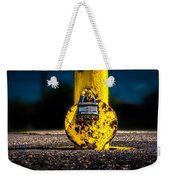 Padlock Number Two Weekender Tote Bag by Bob Orsillo